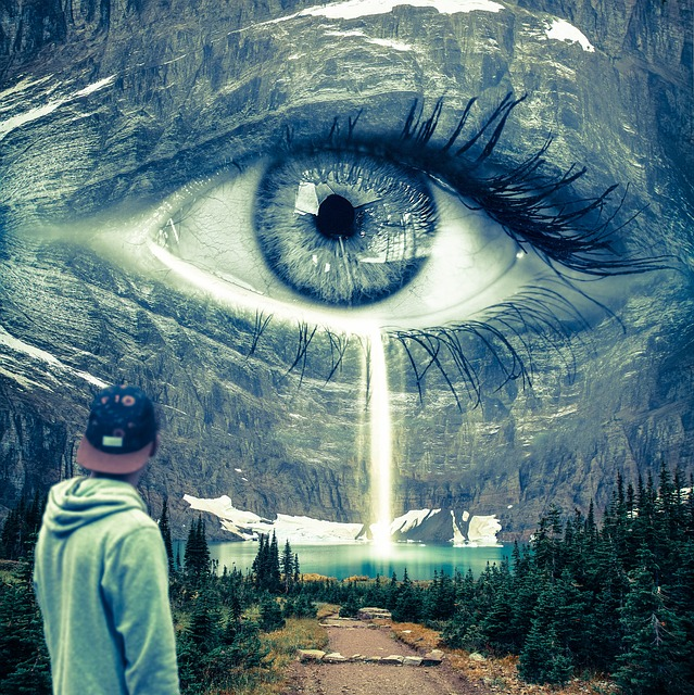 eye-waterfall